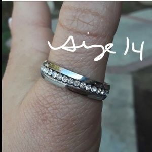 Other - Stainless Steel Wedding Band